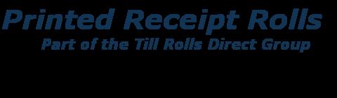 Printed Receipt Rolls